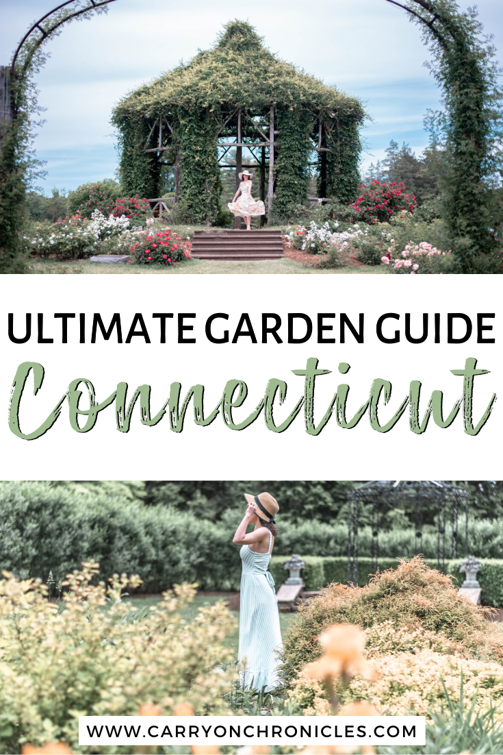 Ultimate garden guide to Connecticut