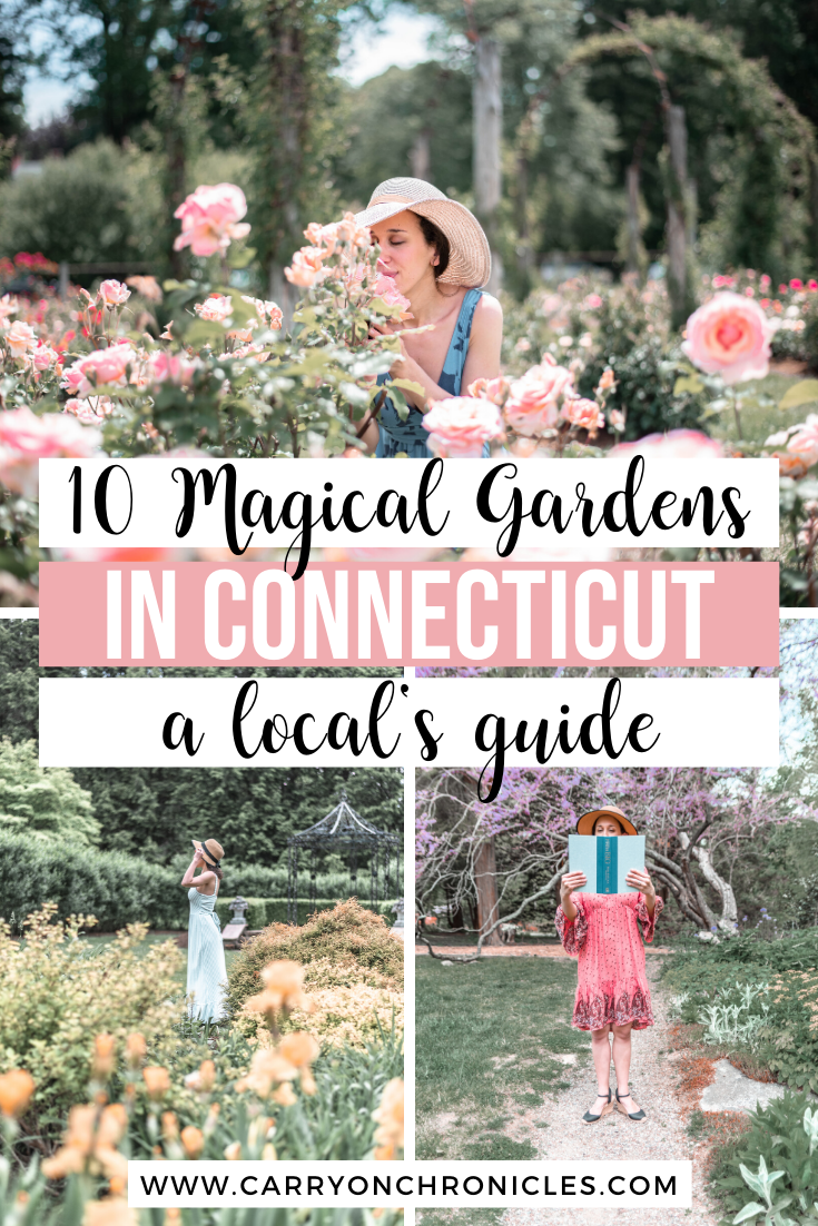 magical gardens in Connecticut