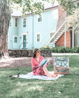 Picnic at Stamford Arboretum