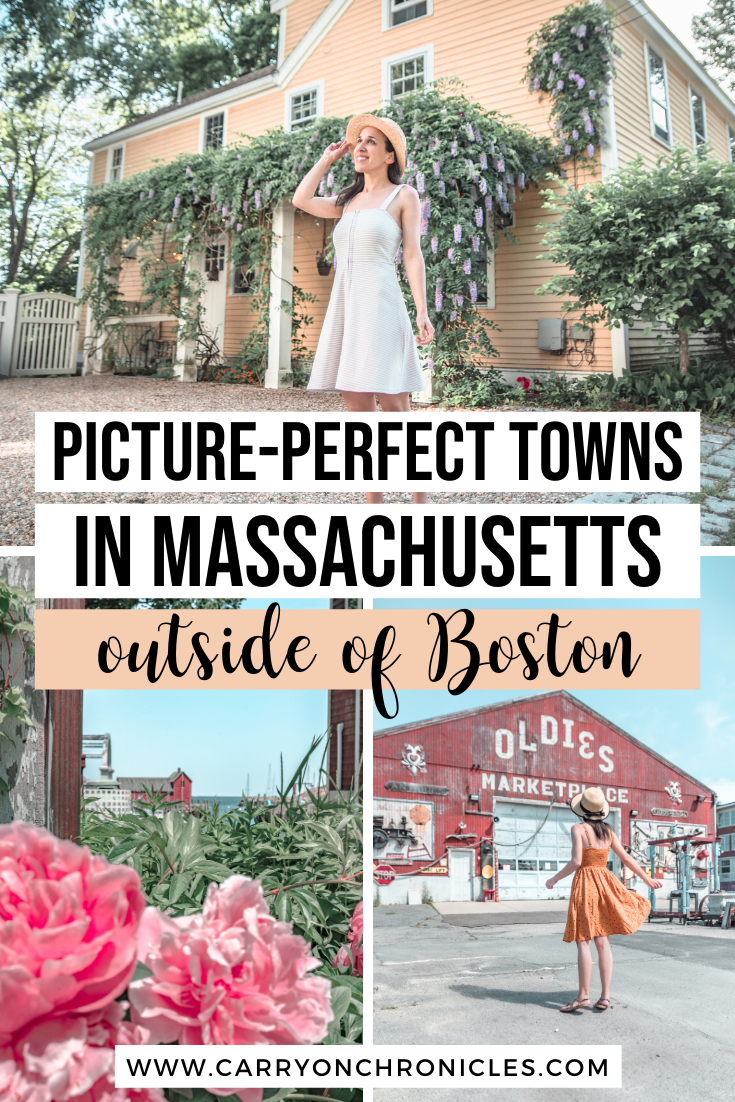 Picture-perfect towns in Massachusetts