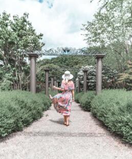 Scottish Garden at Wickham Park