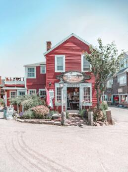 The Pewter Store in Rockport