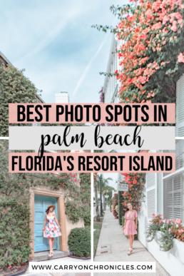 Instagram Guide to Palm Beach Island