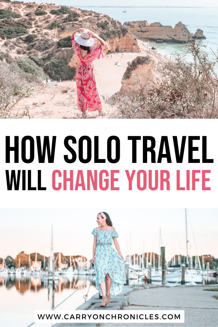 how solo travel will change your life