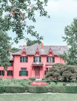 Roseland Cottage in Connecticut