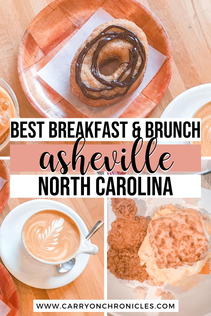 brunch in Asheville