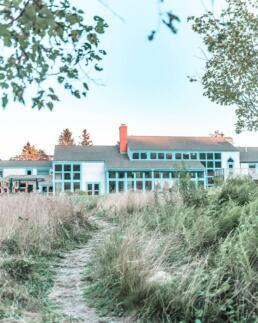 Jordan Pond House, Acadia National Park