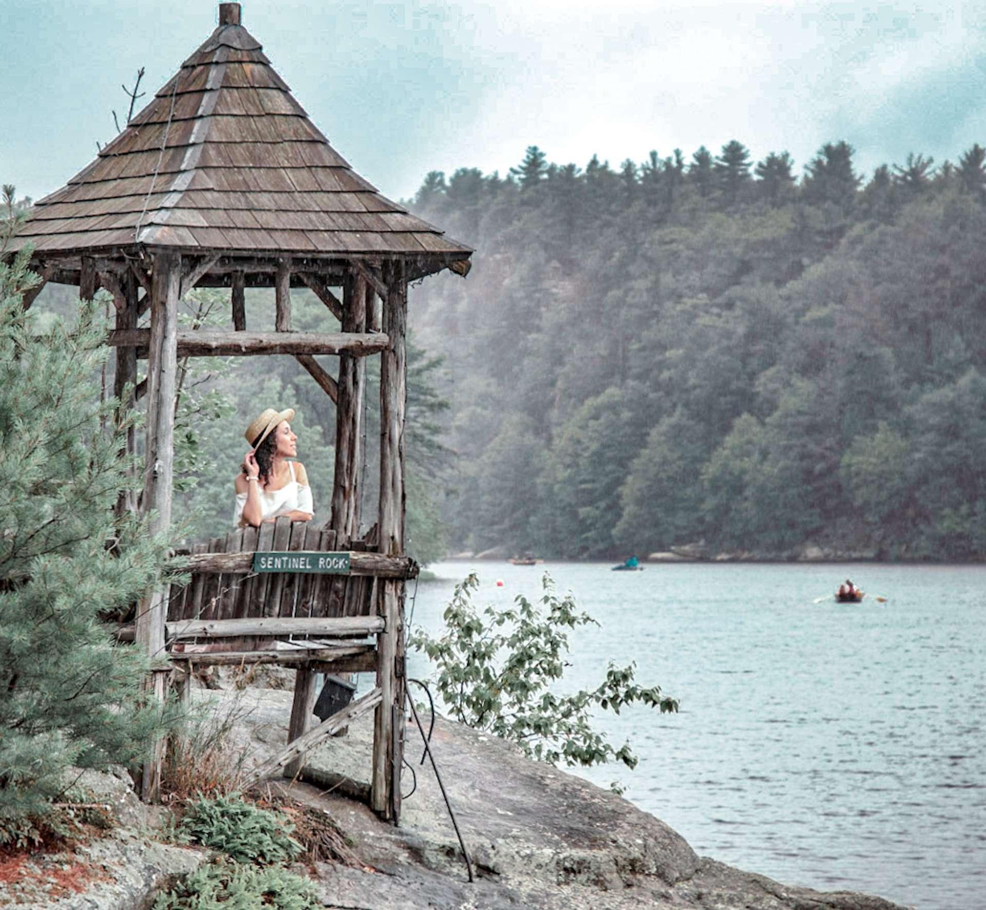 Mohonk Lake