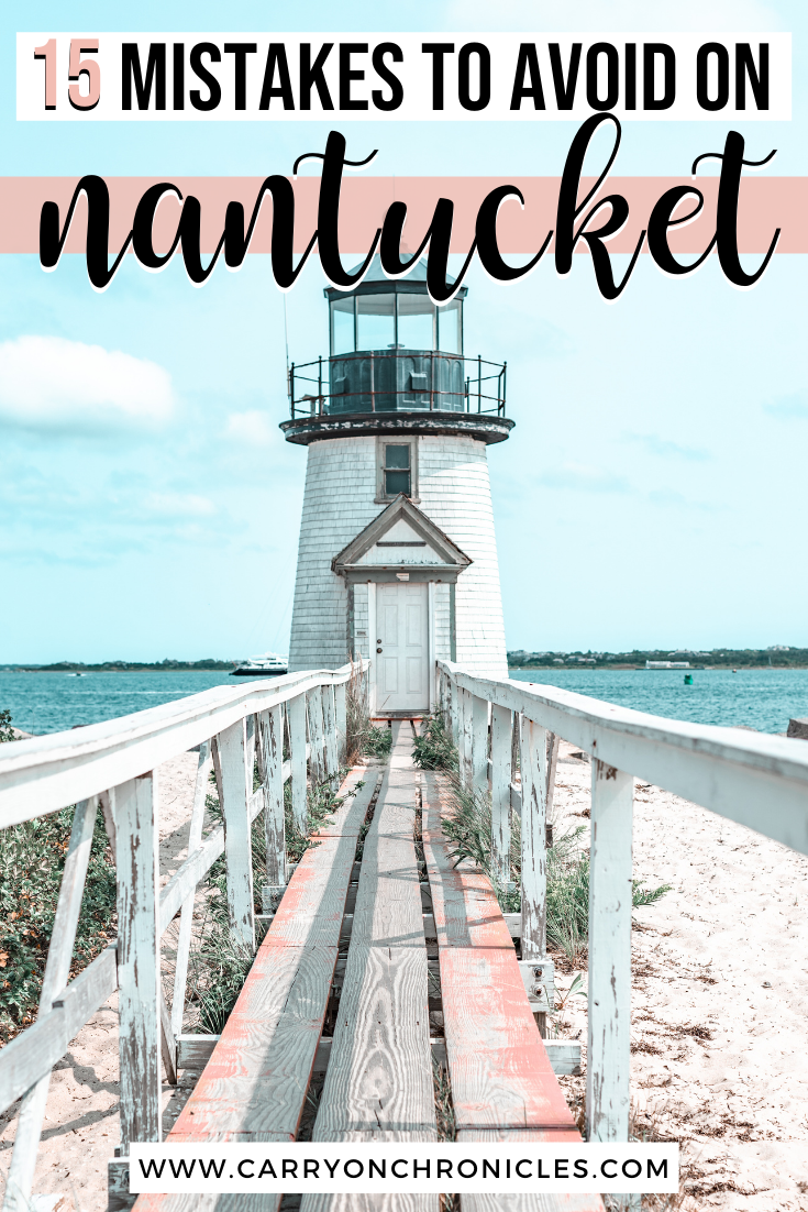 what to do on Nantucket