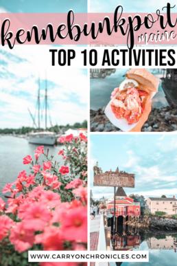 top activities in Kennebunkport