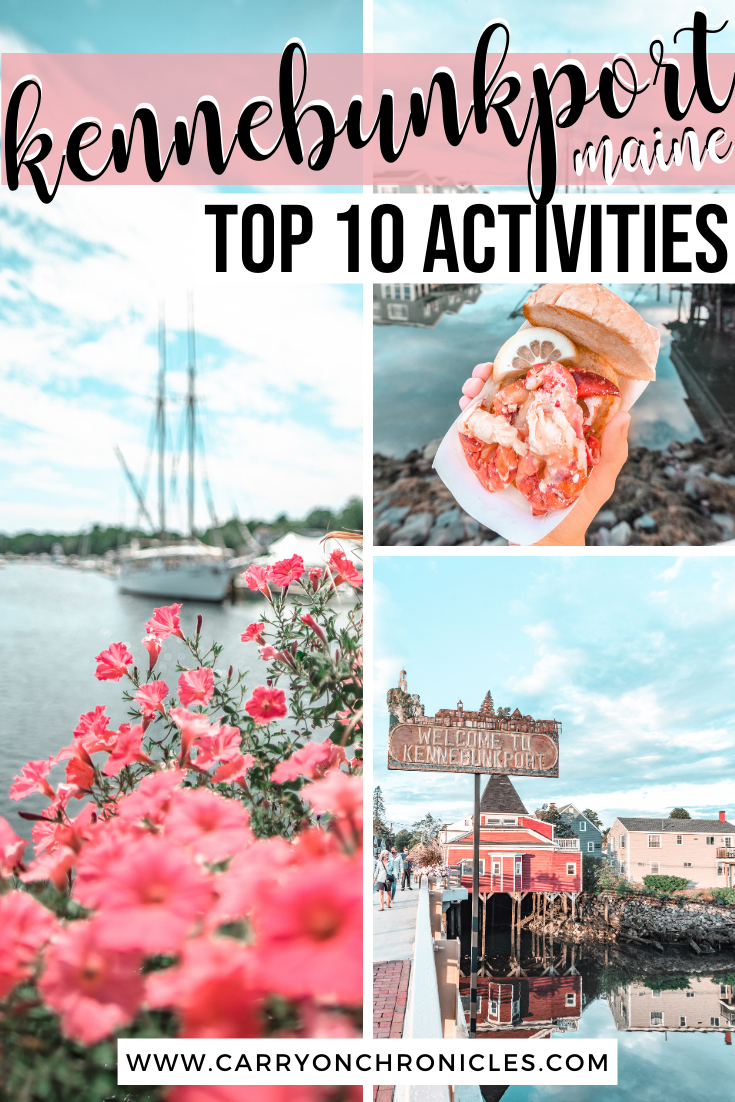 top activities in Kennebunkport