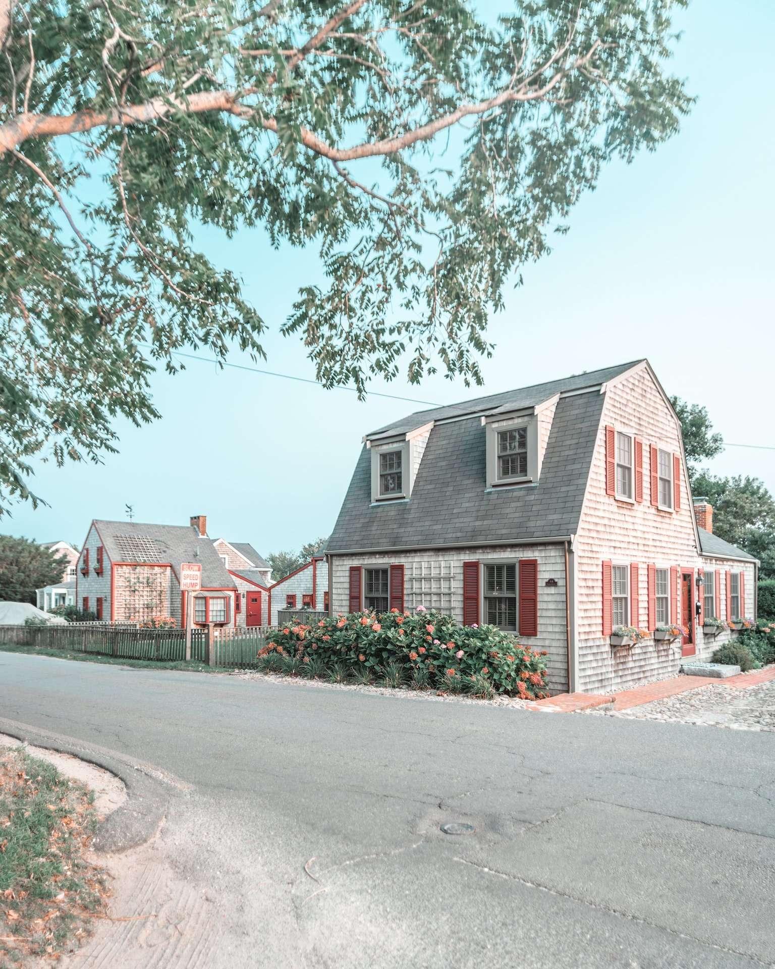Charming Nantucket home