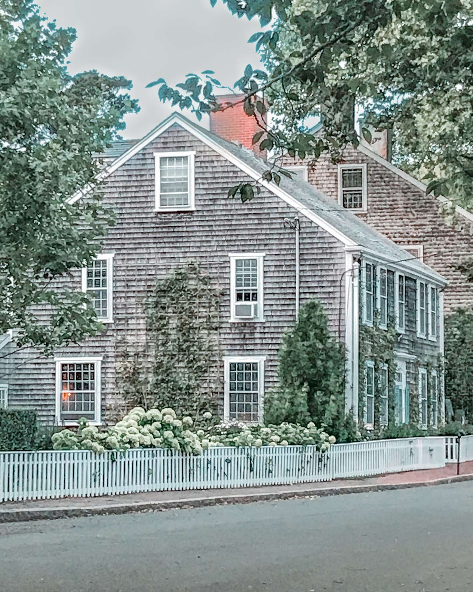 charming home in Nantucket