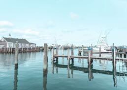 Wharf at Nantucket Boat Basin