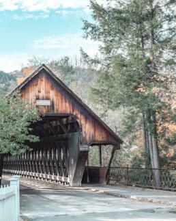 Middle Covered Bridge, Woodstock