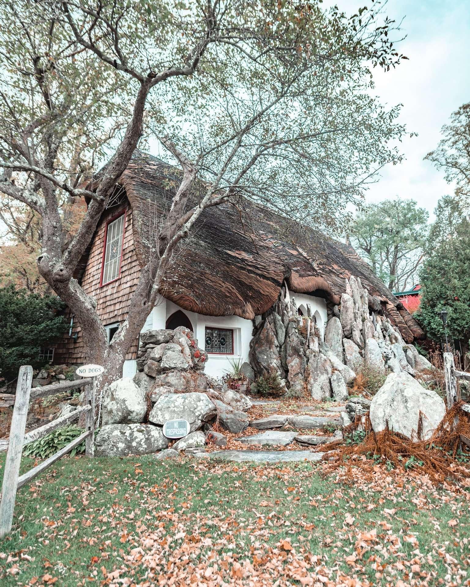 Santarella Gingerbread House