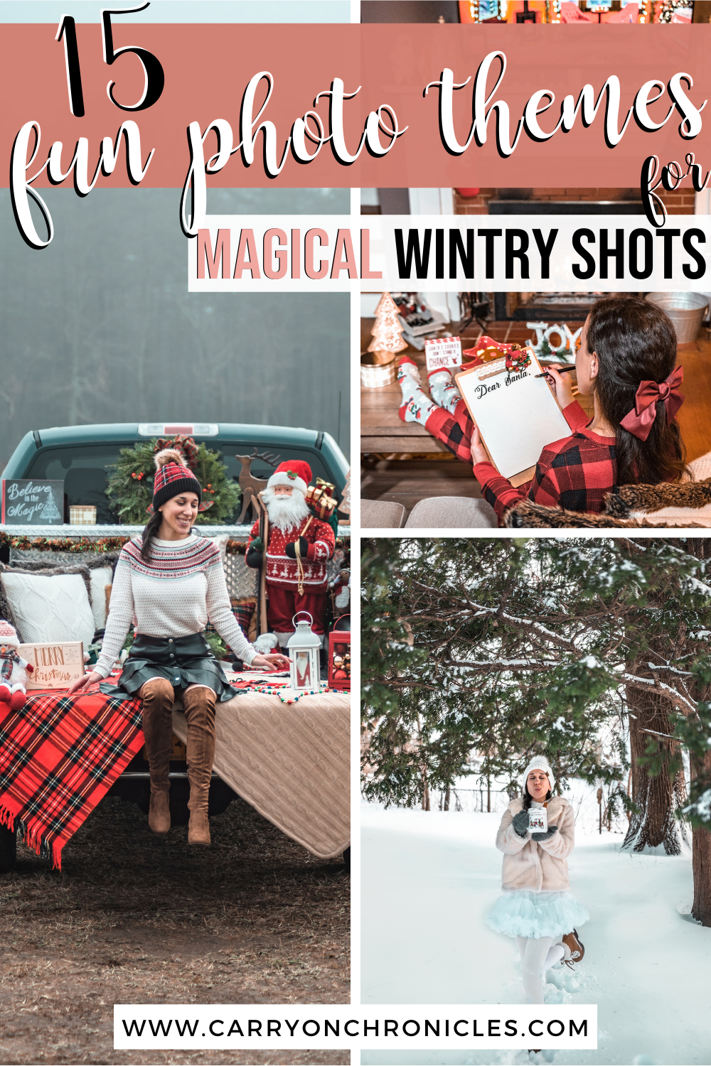photo themes for wintry shots