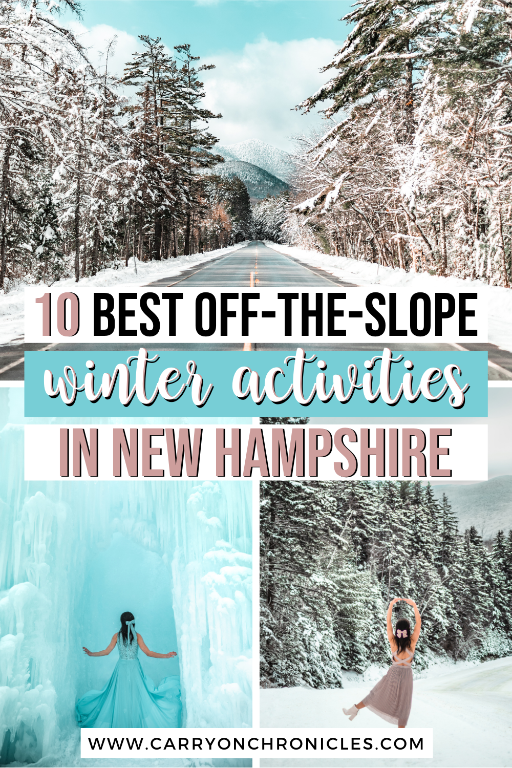 Top 10 Things to Do in New Hampshire in Winter Off the Slopes