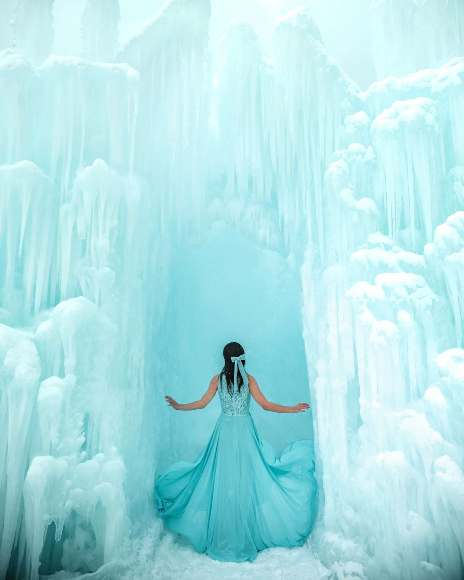 Ice Castles New Hampshire