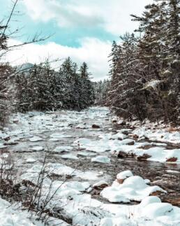 Swift River, New Hampshire