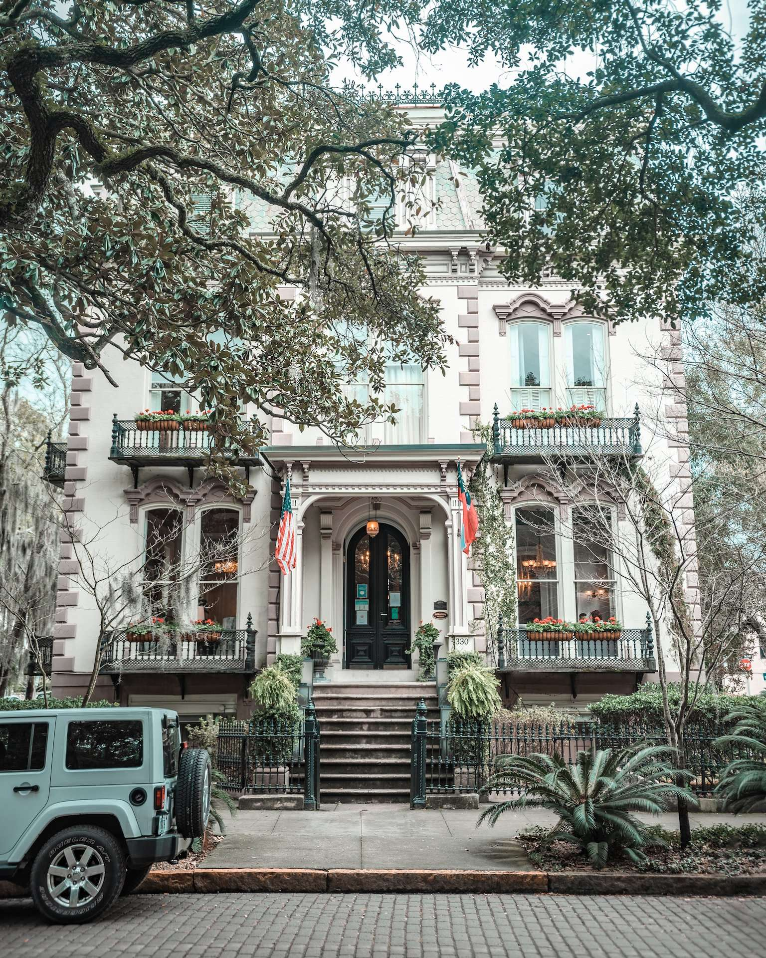Hamilton Turner Inn, Savannah