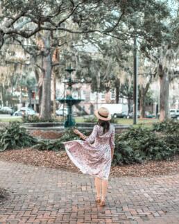 Lafayette Square, Savannah