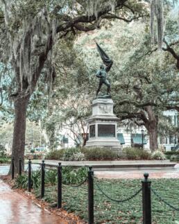 Madison Square, Savannah