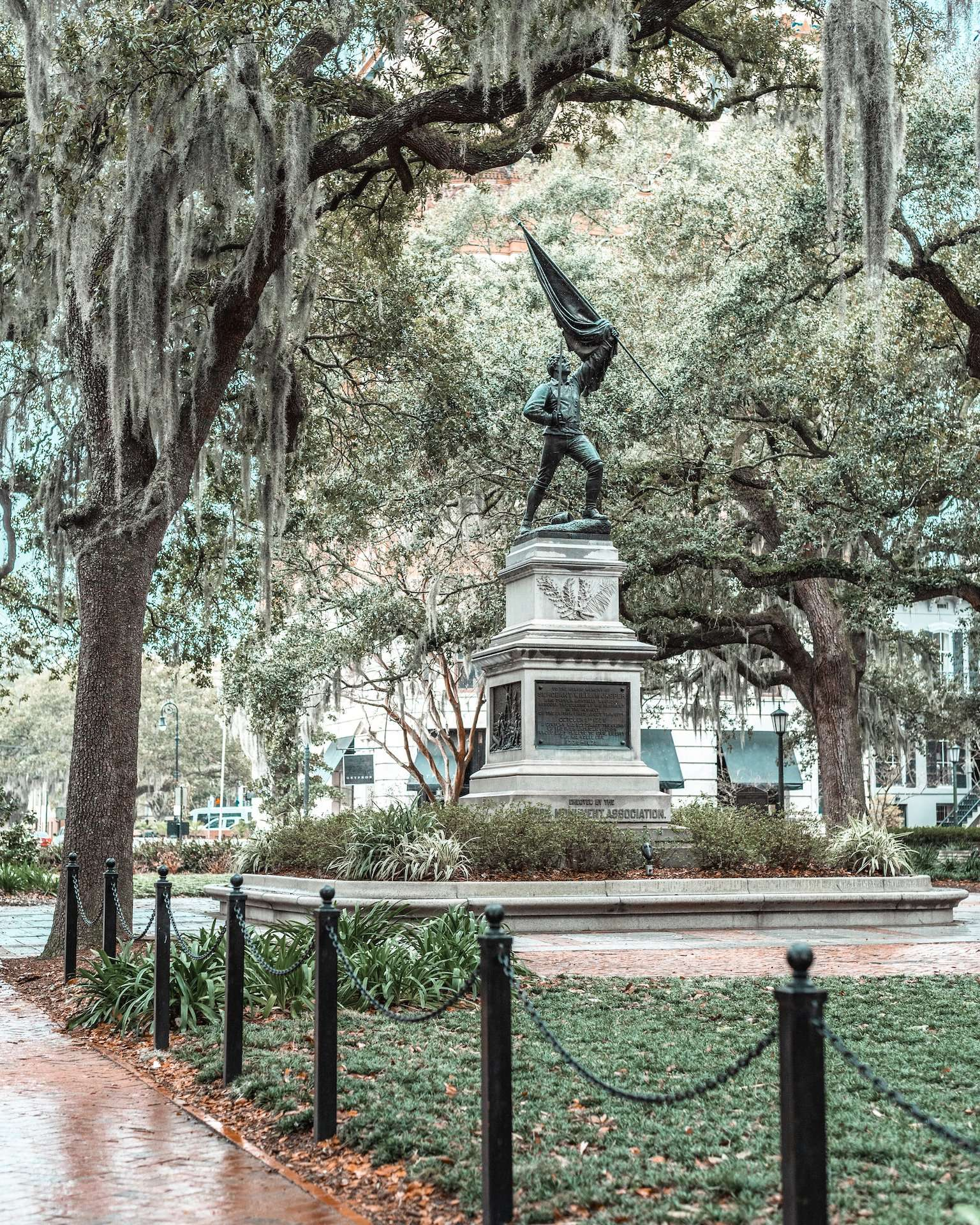 Madison Square, Savannah