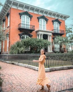 The Mercer Williams House