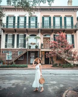 W Gordon Street, Savannah