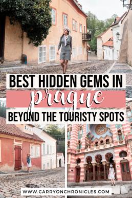 hidden gems in Prague