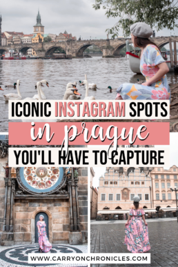 Prague Instagram spots